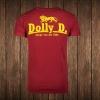 Dolly D. Dresden- rot (T-Shirt)